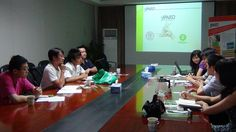 YPARD China's cooperation with Oxfam and Lsm Rural Reconstruction Center of RUC