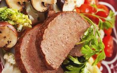 Paleo Meatloaf Recipe on Yummly