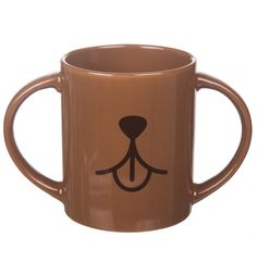Brown Dog Mug : TruffleShuffle.com