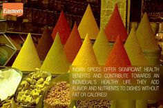 Fact - Indian Spices