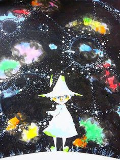 snufkin by スナフキン/イラスト Original Image, Original Art, Character Illustration, Illustration Art, Moomin Valley, Tove Jansson, Family Show, Cartoon Shows, Pretty Art