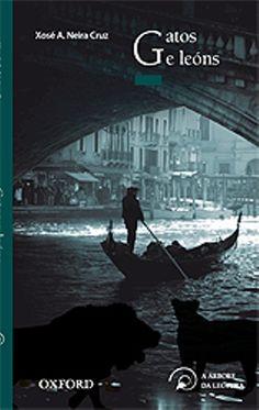 En Venecia unhas sorprendentes criaturas aparecen e desaparecen...