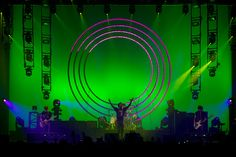 Bloc Party - Lighting design by Rob Sinclair