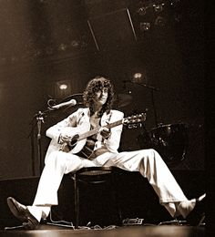 Jimmy Page Acoustic