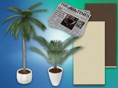 "Corporation ""SimsStroy"": The Sims 4. Set furniture living ""Elegant""."