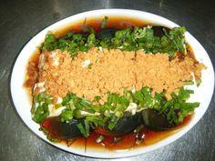 鮪魚鬆皮蛋豆腐