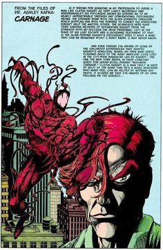 Carnage comics | Marvel Comics Carnage