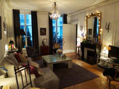 Paris, France - Inviting Interiors From HGTV's House Hunters International on HGTV