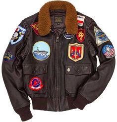 Leather Jacket For Men Top Gun Tom Cruise Men's Bomber Brown Fur Jacket Pilot Leather Jacket, Fur Jacket, Tom Cruise, Shirt Collar Styles, Leather Jackets Online, Flight Bomber Jacket, Cargo Jacket, Cuir Vintage, Leather Men