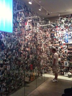 A lesson in perspective from 9/11 - Photos at the 9/11 Memorial
