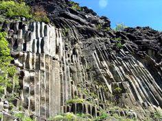 sinop bazalt kayalıkları