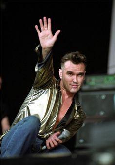 Morrissey; tin foil special.