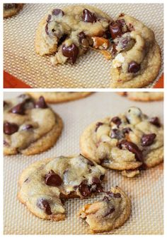 25 different types of chocolate chip cookies. Snickers-filled, sea-salt topped, carmel-covered, etc.