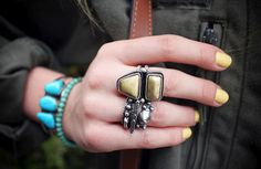Vanessa Mooney rings... <3