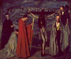El Cristo de la sangre, 1911, Ignacio Zuloaga y Zabaleta