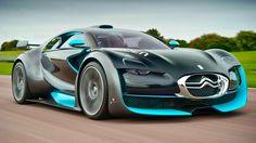 Citroen Survolt Concept. Vehiculo electrico