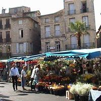The Saturday market has just about everything you need.