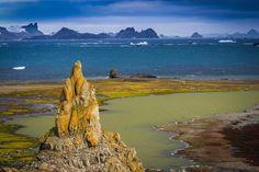 Wyspa Barrientos, Antarktyda