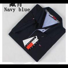 Tommy Hilfiger polo shirt Tommy Hilfiler blue polo shirt XXL blue color Tommy Hilfiger Tops Tees - Short Sleeve