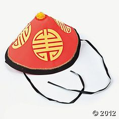 Chinese New Year Hat Craft Kit