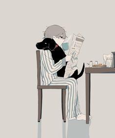 19 Ideas For Art Conceitual Japonesa Dark Art Illustrations, Illustration Art, Sad Anime, Kawaii Anime, Manga Art, Anime Art, Sun Projects, Deep Art, Arte Obscura