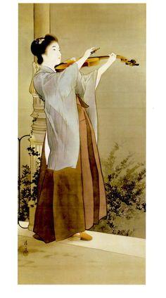 Kiyokata KABURAKI (1878~1972), Japan