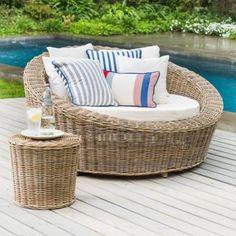 Hamacas y reposeras Outdoor Furniture, Decor, Outdoor Bed, Furniture Sets, Outdoor Decor, Bed, Furniture, Home Decor, Outdoor Furniture Sets