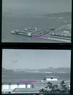 Rare original Asian x2 negatives of Sai Wan Hong Kong  China c1959, showing The Sai Wan Bay  Royal Air force Signals Intelligence Station , you will be buying exclusive rights and copyright. for sale on ebay uk 24th June 2019  by 1byzantine