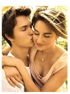 The Fault in Our Stars for Entertainment Weekly