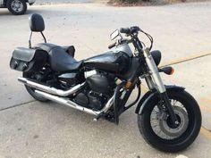 2011 Honda Shadow® Phantom in Storm Lake, IA Honda Motorcycles, Motorcycles For Sale, Honda Shadow Phantom, Storm Lake, Twins, Trucks, Bike, Vehicles, Honda Bikes