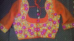 Zardosi n thread work