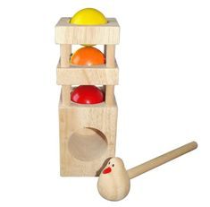 Discoveroo Wooden Bird Smackeroo Playset * Details can be found by clicking on the image. (This is an affiliate link)