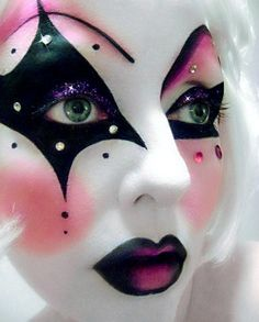 Model: Me Craptastic Photography: Me Make-Up Design & Application: Me Products: All Kryolan Aqua Colours & Grease Paint Time: Approx 1 Hour