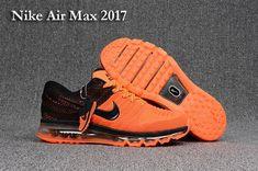 sports shoes 237f9 6fe25 air max homme noir rose,air max 2017 orange et noir homme Sneakers Nike,