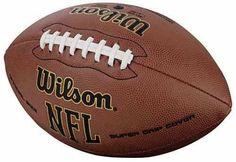 4b0176bb3ca68 Bola Futebol Americano Wilson Ultra Couro Medidas Oficiais! - R  59