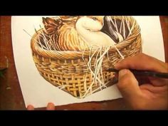 690 Art Class - Watercolour Speed Painting