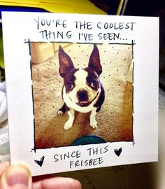A personal favorite from my Etsy shop https://www.etsy.com/listing/487860037/youre-the-coolest-card-funny-just