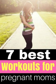With my wife pregnant, we had to find her safe, effective workouts. We've compiled this list of the best workouts for pregnant women to help you too! Workout Routines For Beginners, Workouts For Teens, Running Workouts, Running Tips, Fun Workouts, Fitness Tips For Men, Fitness Workout For Women, Health And Fitness Tips, Fitness Workouts