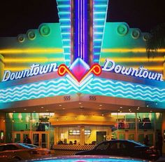 Downtown Ventura Century Theater 3d Film, Ventura County, All Movies, Upcoming Events, Neon Lighting, Homeslice Pizza, Tuesday, Nostalgia, Neon Signs