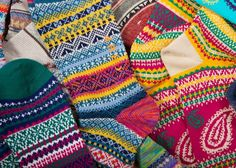 Go Vibrant with Hand-Made Japanese Socks from Chup