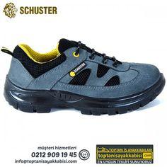 Schuster iş ayakkabısı Süet deri SP363