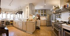 baking kitchen area - Google Search