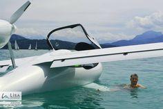 AKOYA - LISA Airplanes Seaplane - new lifestyle - amazing freedom
