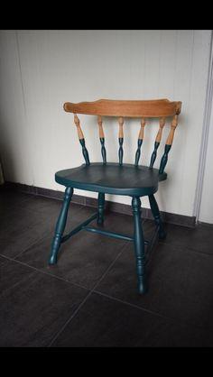 DIY - Dip & Dye chair    Made by Inge Joosten