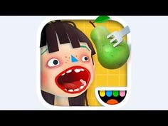 Toca Kitchen 2 - New Game App for Kids, iPad iPhone - YouTube