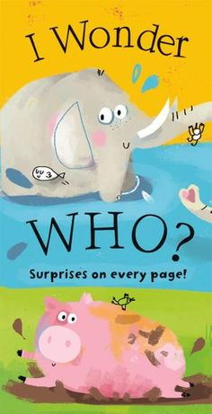 Kirkus review of I Wonder Who? as seen here https://n2252.myubam.com/c/12/novelty?pagesize=60