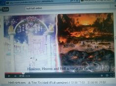 There's a life changing Christian book on the internet for free it's called baptize by blazing fire on www.spiritlessons.... SPREAD THIS AROUND TO PEOPLE! type in hell full video on youtube. for heaven and hell