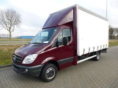 For sale: Used and second hand - Van MERCEDES-BENZ Closed box SPRINTER 519 CDI 43