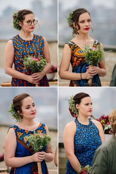 A bright and bold wedding filled with proudly South African touches like proteas, African print fabrics, strelizias, and the Joburg skyline! Wedding Styles, Wedding Ideas, South African Weddings, Wedding Outfits, Wedding Ceremony Ideas