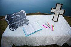 Wedding Bible ~ highlight & sign yiur favorite verse
